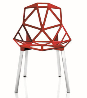 chair_one_red