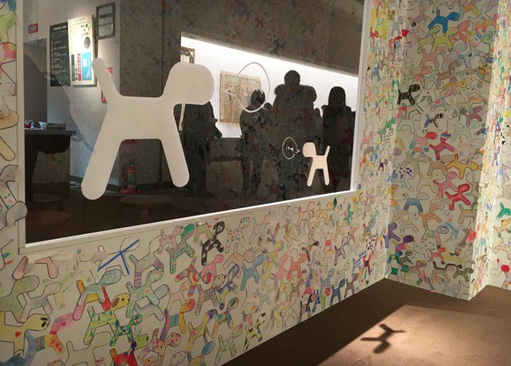 フィンランド・デザイン展_puppy