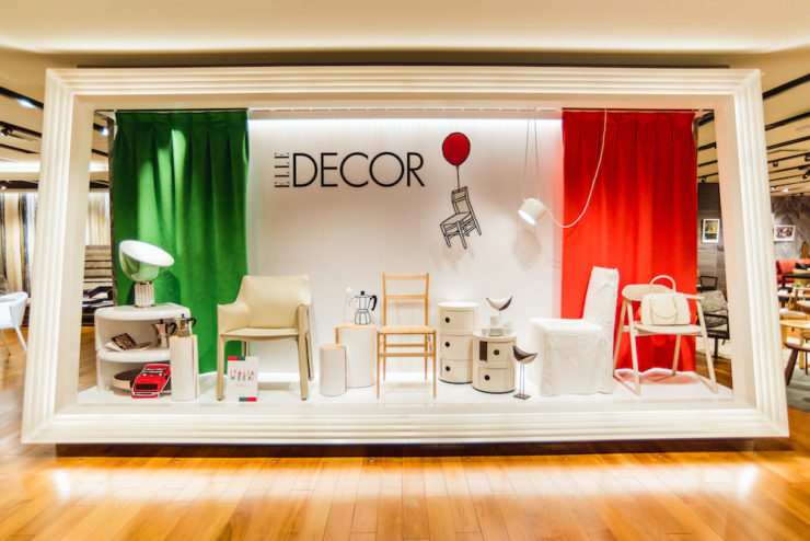 ELLE DECOR Loves ITALY