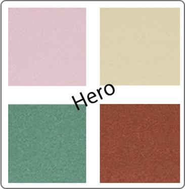 Hero 28色